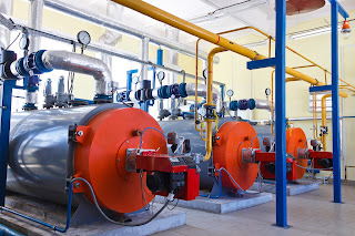 gas fired industrial boilers