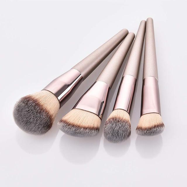 brochas maquillaje amazon
