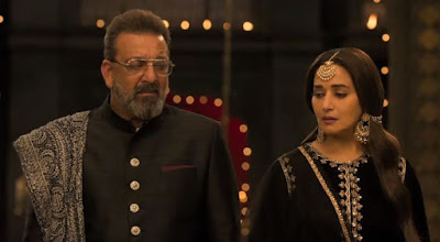Kalank Movie Sanjay Dutt Looks, Images, Wallpapers