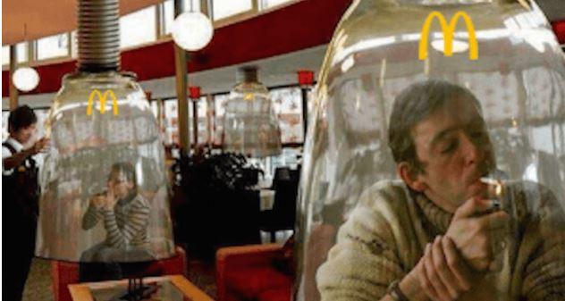 SHOCKING: Colorado McDonald's Offers First-Ever Marijuana Smoking Area!