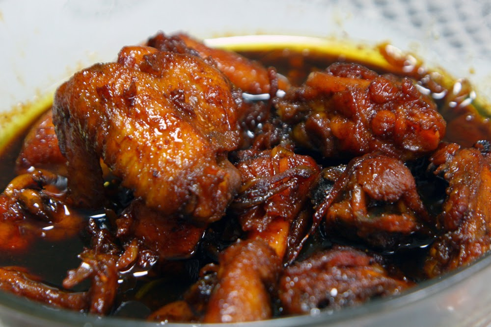 Resep Ayam Kecap ENAK - Resep Masakan