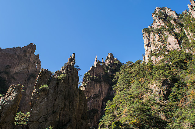 Grand Canyon de Xihai (Huangshan)