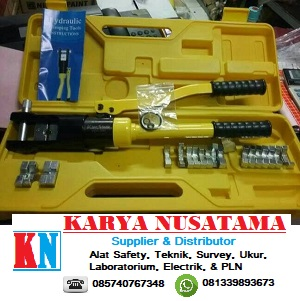 Jual Tang Crimping Hydraulic YQK-300 Klastren di Medan
