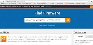sammobile website GALAXY S4
