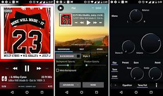 تحميل تطبيق poweramp music player
