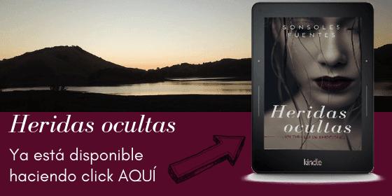 descarga Heridas ocultas, una novela negra de Sonsoles Fuentes