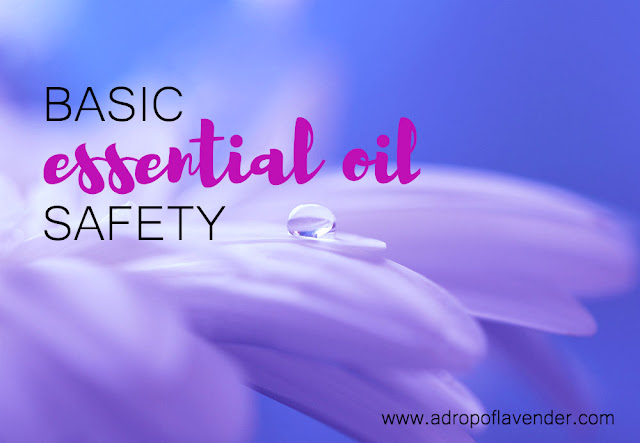 basic essential oil safety
