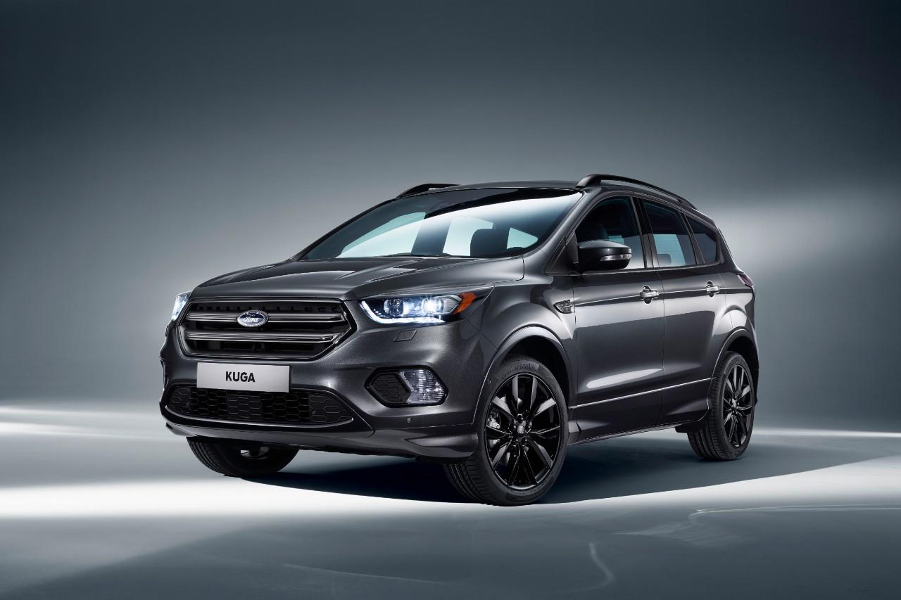 FORD KUGA MS 34Front 04 eciRGB Η Ford Αποκαλύπτει το Νέο Kuga με πληθώρα νέων τεχνολογιών και με νέο κινητήρα 1.5L TDCi diesel 120 ίππων
