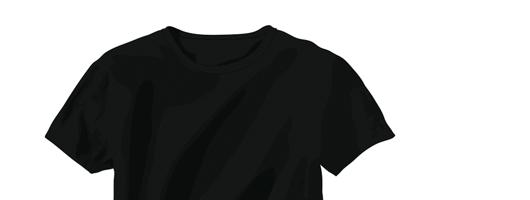 15 blank t-shirt mockup templates
