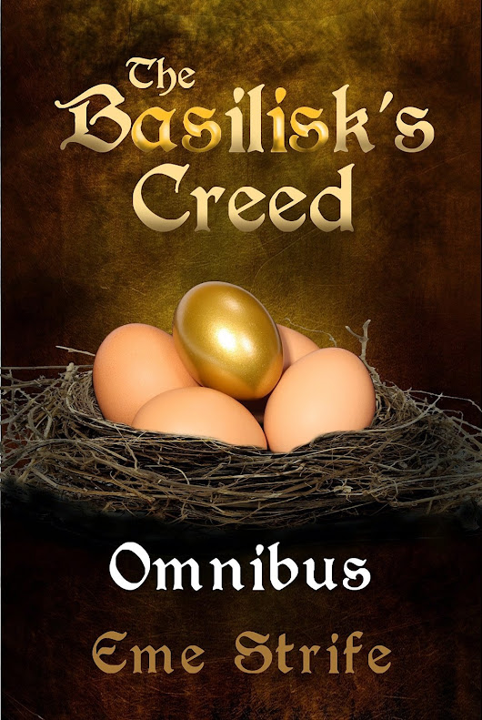 Book Review: The Basilisk's Creed, Omnibus
