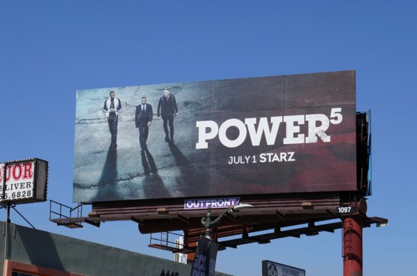 Power season 5 billboard