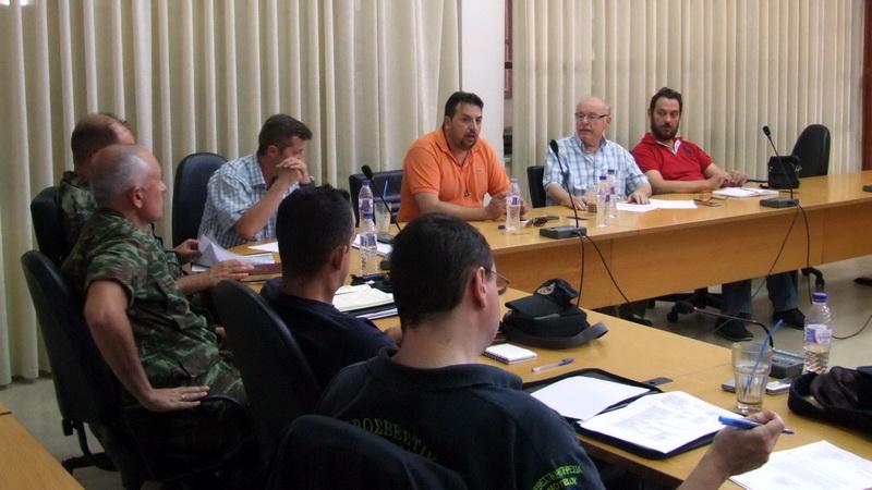 Συνεδρίασε το Συντονιστικό Όργανο Πυροπροστασίας του Δήμου Διδυμοτείχου