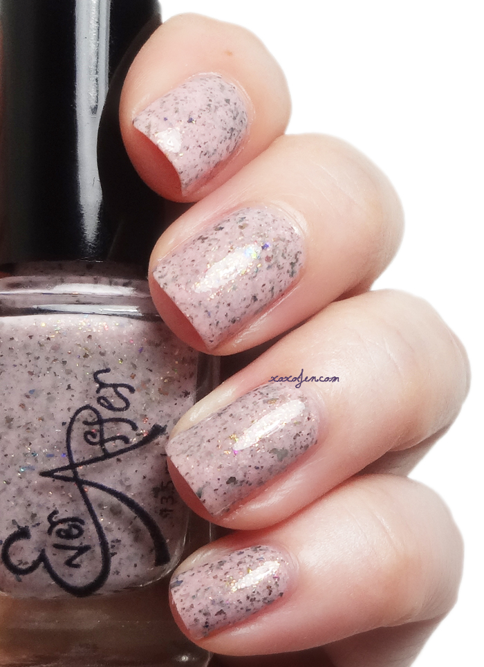 xoxoJen's swatch of Ever After Sashay