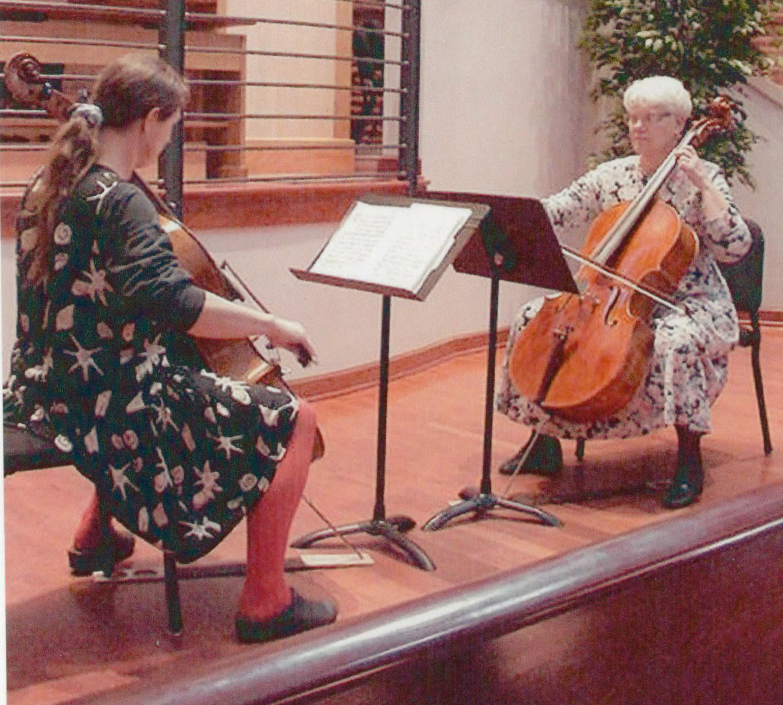 Spartan Stories: Elizabeth Cowling: Cellist, Musicologist, Teacher