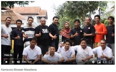 Menambang Dollar ala Kampung Blogger Menowo Magelang