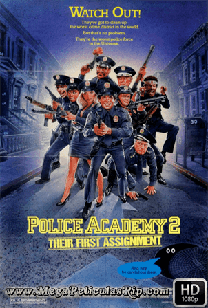 Locademia De Policia 2 [1080p] [Latino-Ingles] [MEGA]
