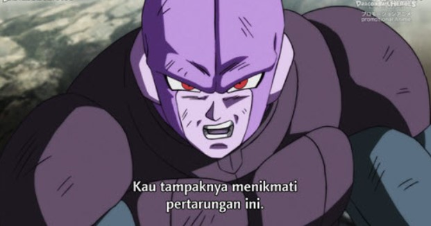 Dragon Ball Heroes Episode 07 Subtitle Indonesia