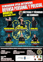 ASOCIACION INTERNACIONAL IPSA INTERNATIONAL POLICE AND SECURITY ASSOCIATION IPSA INTERNACIONAL CURSOS SEMINARIOS DEFENSA PERSONAL POLICIAL