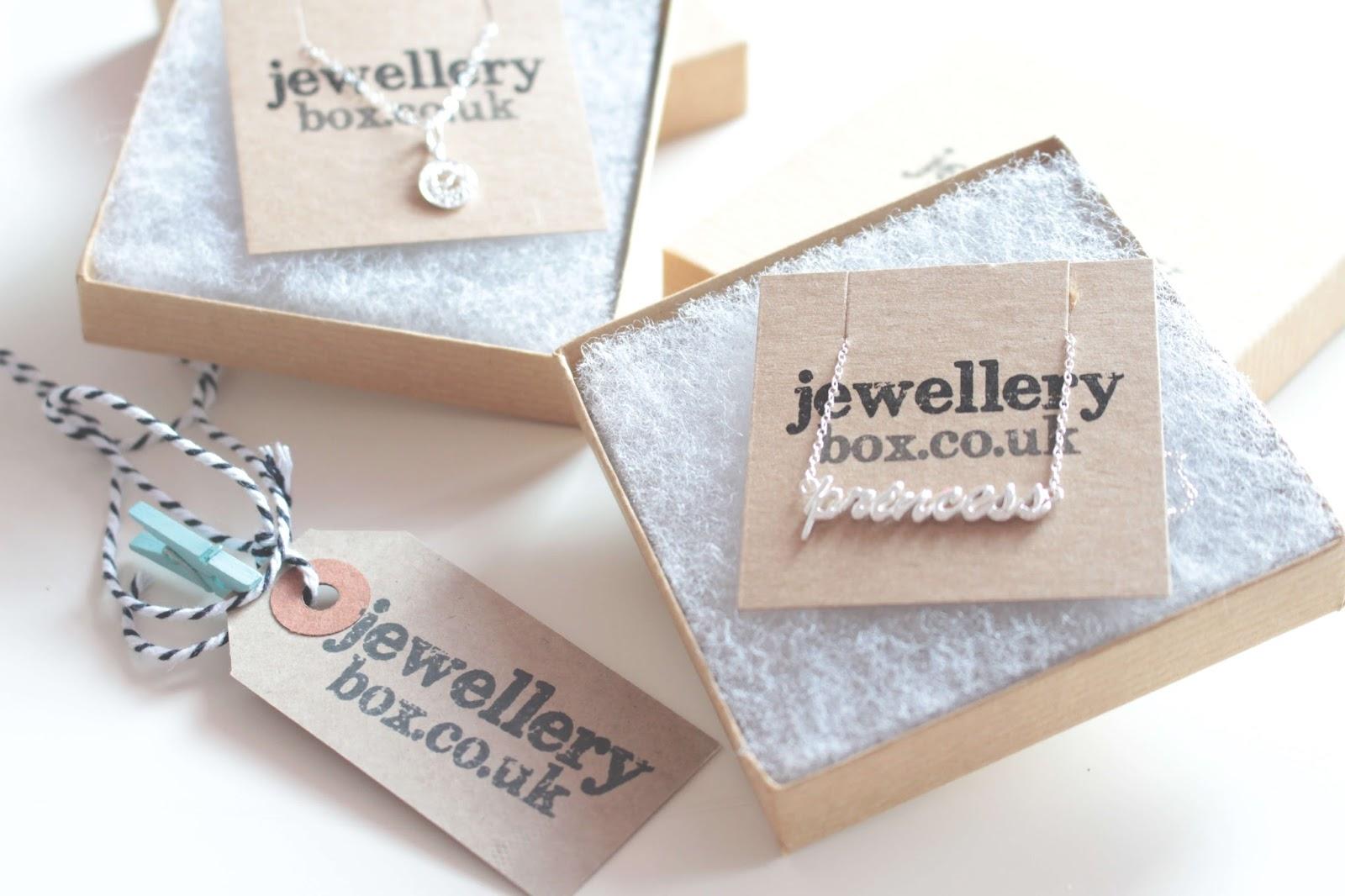 princess necklace jewellerybox.co.uk