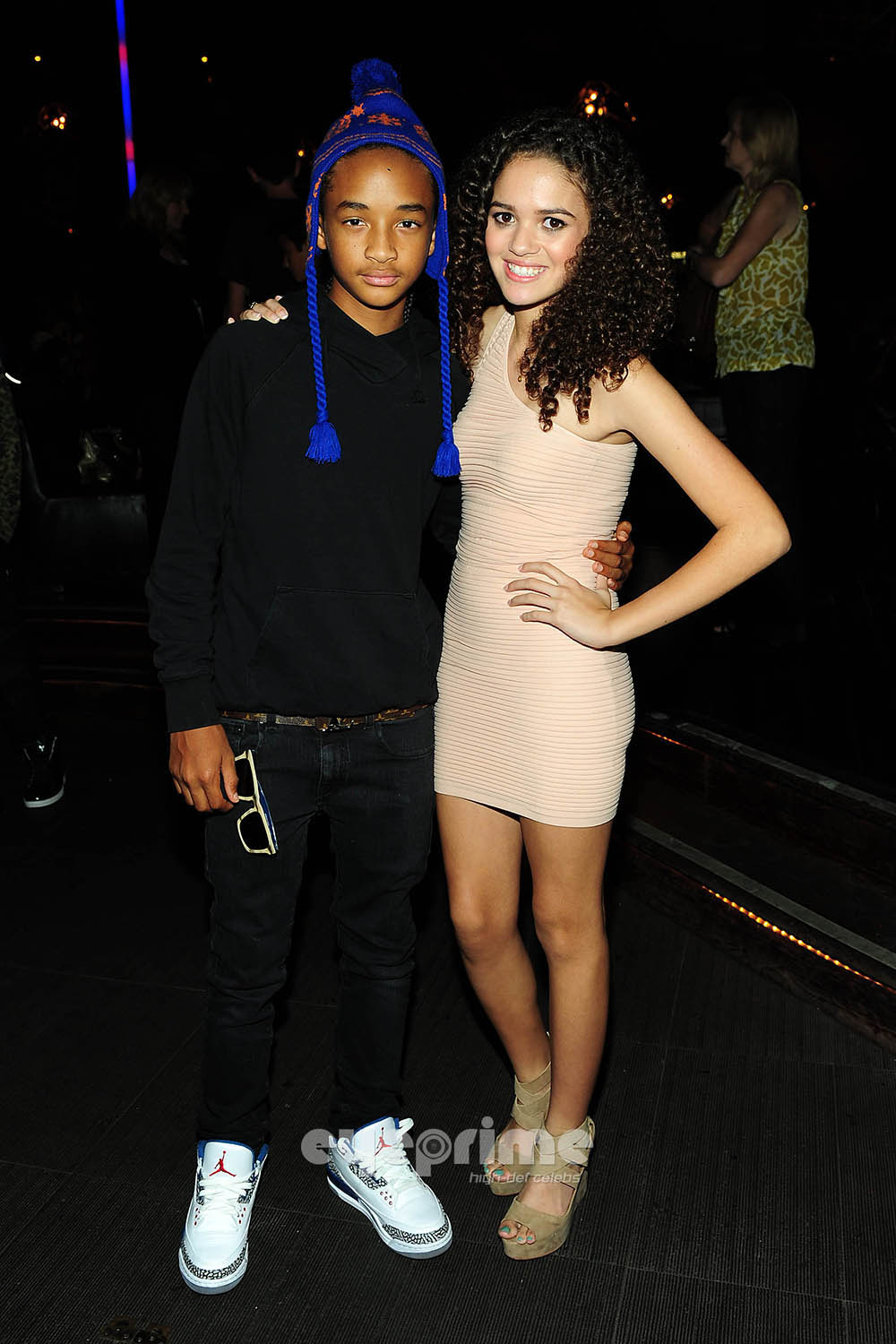 Madison Pettis And Jaden Smith Kissing Hollywood Dreams ♥: ...