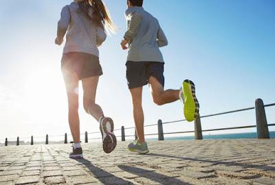 Thời điểm chạy bộ trong ngày