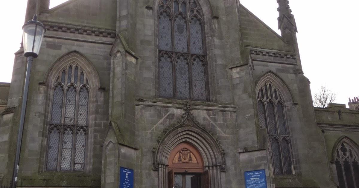londinoupolis: St Mary's Roman Catholic Cathedral, Edinburgh
