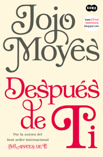 """After you (Después de ti)"" de Jojo Moyes"