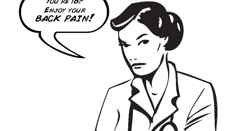 What Std Gives You Back Pain