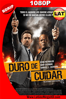 Duro de Cuidar (2017) Latino HD BDRIP 1080P - 2017