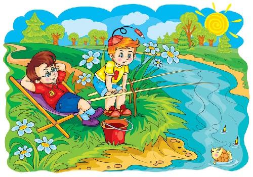 картинка времена года для детей