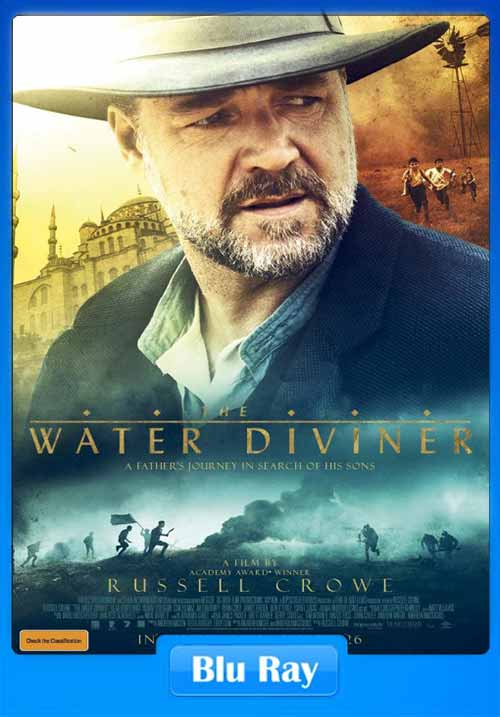 The Water Diviner 2014 350MB BRRip 480p ESubs x264