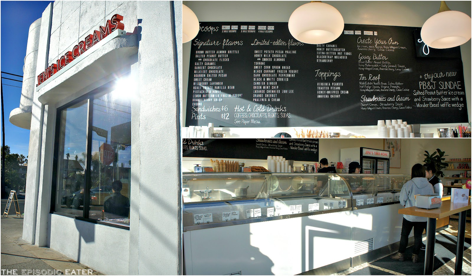Jeni's Splendid Ice Creams (Los Angeles, CA) - American