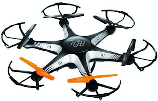 Drone Helicute Hoverdrone EVO