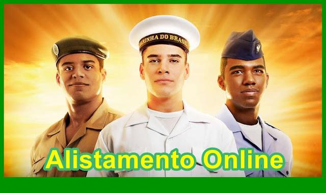 Alistamento militar online 2019