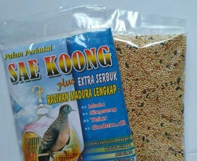 Jenis Pakan Burung Perkutut Dan Harganya Gemar Ternak Dan Kicau