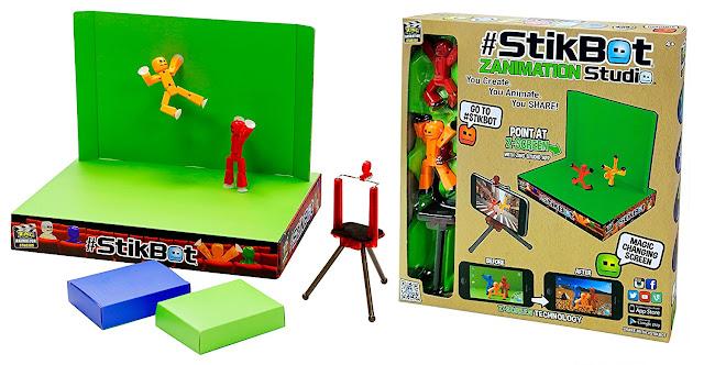 #StickBot Zanimation Studio