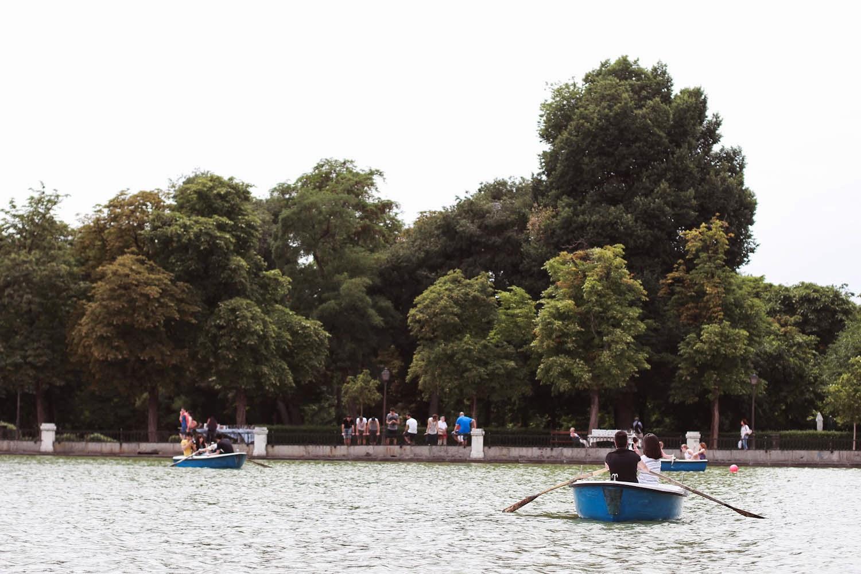 madrid lake