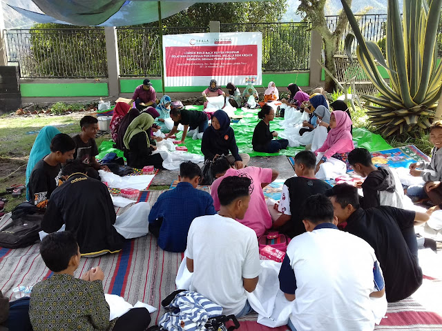 Skala Bekali Warga Lombok, Melalui Pelatihan Kesiapsiagan Terhadap Bencana