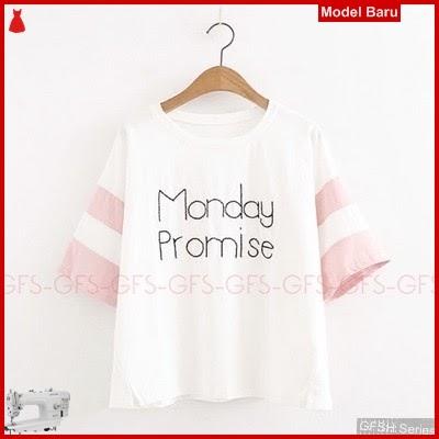 GFSH1189118 Setelan Monday Keren Terbaru Promise BMG