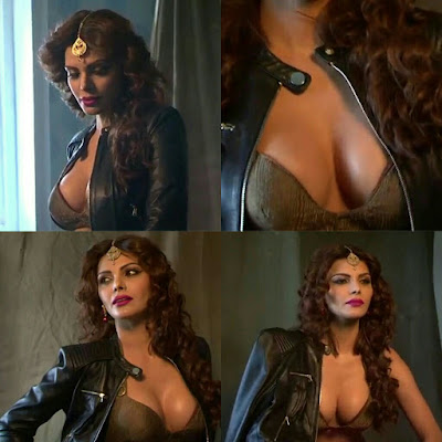For the hot and sexy photoshoot playboy of Sherlyn Chopra