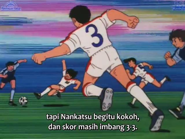 Captain Tsubasa 1983 Subtitle Indonesia