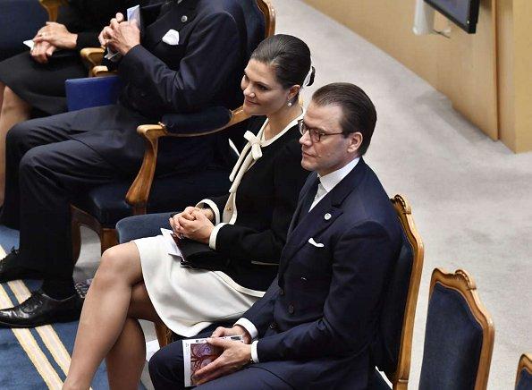 Queen Silvia, Crown Princess Victoria, Prince Daniel, Prince Carl Philip and Princess Madeleine