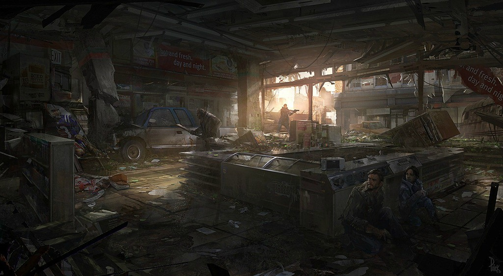 The Last of Us Wallpapers, Screens, Photos, Pictures: Survival Horror Action PS3 Games