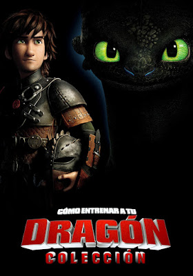 How To Train Your Dragon Coleccion DVD R1 NTSC Latino + CD