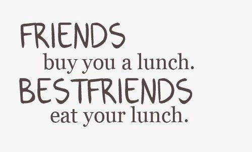 funny friend sayings and