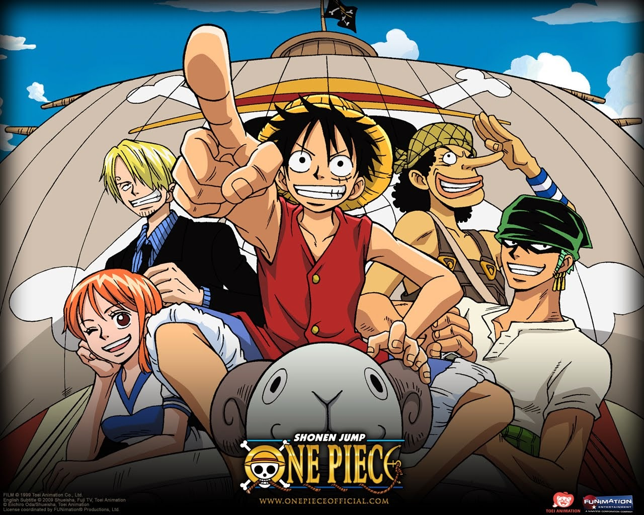 One Piece Season 1 (1999)