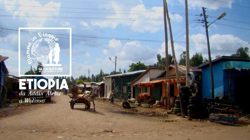 A quattro anni in Etiopia: viaggio a Wolisso, da Addis Abeba all'Africa rurale