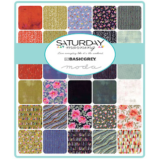 Moda Saturday Morning Fabric by Basic Grey for Moda Fabrics
