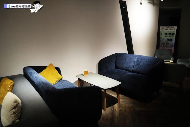 IMG 4670 - 熱血採訪│凱度高空咖啡館,隱藏在高樓大廈裡的夜景咖啡,百元有找,談生意、約會好地方