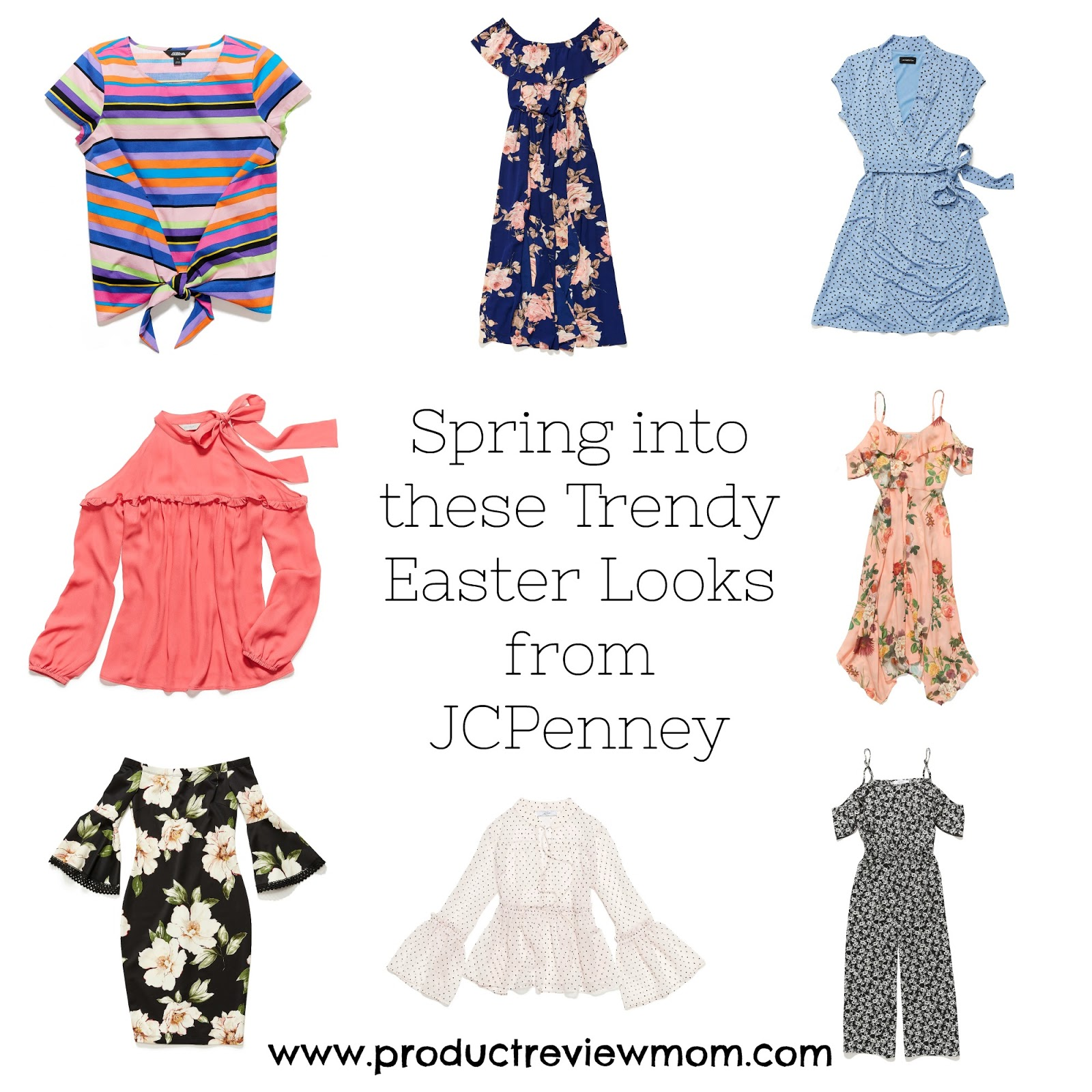 1aa240c035 Spring into these Trendy Easter Looks from JCPenney via  www.productreviewmom.com